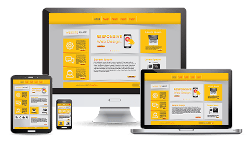 responsive website design service